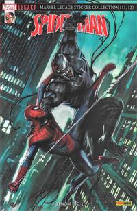Cover Thumbnail for Marvel Legacy : Spider-Man (Panini France, 2018 series) #3 - Venom Inc.