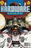 Cover for Hardware (DC, 1993 series) #7 [Newsstand]