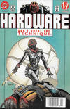 Cover for Hardware (DC, 1993 series) #9 [Newsstand]