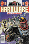 Cover for Hardware (DC, 1993 series) #12 [Newsstand]