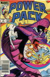 Cover for Power Pack (Marvel, 1984 series) #9 [Canadian]
