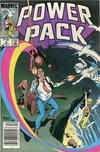 Cover for Power Pack (Marvel, 1984 series) #5 [Canadian]