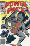 Cover for Power Pack (Marvel, 1984 series) #7 [Canadian]