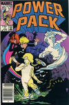 Cover for Power Pack (Marvel, 1984 series) #11 [Canadian]
