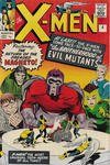 Cover for The X-Men (Marvel, 1963 series) #4 [British]