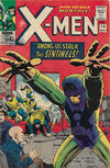 Cover for The X-Men (Marvel, 1963 series) #14 [British]