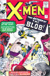Cover for The X-Men (Marvel, 1963 series) #7 [British]