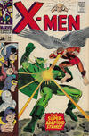 Cover for The X-Men (Marvel, 1963 series) #29 [British]