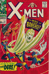 Cover for The X-Men (Marvel, 1963 series) #28 [British]