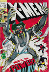 Cover Thumbnail for The X-Men (1963 series) #56 [British]
