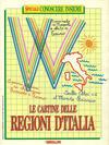 Cover for Supplementi a  Il Giornalino (Edizioni San Paolo, 1982 series) #37/1987 - Le cartine delle Regioni d' Italia