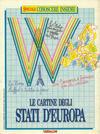 Cover for Supplementi a  Il Giornalino (Edizioni San Paolo, 1982 series) #38/1987 - Le cartine degli Stati d' Europa
