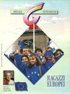 Cover for Supplementi a  Il Giornalino (Edizioni San Paolo, 1982 series) #12/1989 - Speciale G Tutti per uno - Ragazzi Europei