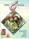 Cover for Supplementi a  Il Giornalino (Edizioni San Paolo, 1982 series) #20/1989 - Speciale G Tutti per uno - Ragazzi col casco