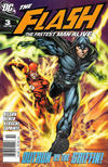 Cover for Flash: The Fastest Man Alive (DC, 2006 series) #3 [Newsstand]