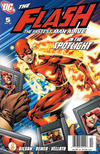 Cover for Flash: The Fastest Man Alive (DC, 2006 series) #5 [Newsstand]