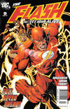 Cover for Flash: The Fastest Man Alive (DC, 2006 series) #9 [Newsstand]