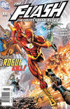 Cover for Flash: The Fastest Man Alive (DC, 2006 series) #11 [Newsstand]
