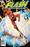 Cover for Flash: The Fastest Man Alive (DC, 2006 series) #12 [Newsstand]