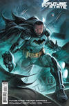 Cover Thumbnail for Future State: The Next Batman (2021 series) #2 [Doug Braithwaite Cardstock Variant Cover]