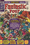 Cover for Fantastic Four Annual (Marvel, 1963 series) #3 [British]