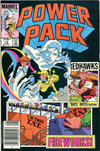 Cover for Power Pack (Marvel, 1984 series) #13 [Canadian]