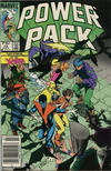Cover for Power Pack (Marvel, 1984 series) #12 [Canadian]