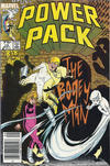 Cover for Power Pack (Marvel, 1984 series) #14 [Canadian]