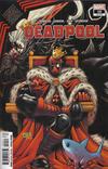 Cover for Deadpool (Marvel, 2020 series) #10 (325)