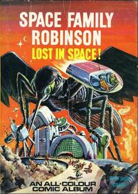 Cover Thumbnail for Space Family Robinson Comic Album (World Distributors, 1965 series) #1