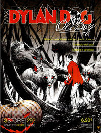Cover Thumbnail for Dylan Dog Maxi (Sergio Bonelli Editore, 1998 series) #[31]