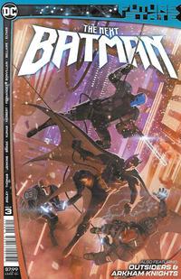 Cover Thumbnail for Future State: The Next Batman (DC, 2021 series) #3 [Ladrönn Cover]