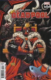 Cover Thumbnail for Deadpool (Marvel, 2020 series) #10 (325)
