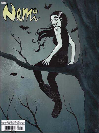 Cover for Nemi (Gyldendal Norsk Forlag, 2018 series) #185