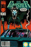 Cover Thumbnail for The Punisher (1987 series) #45 [Newsstand]