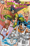 Cover for Teen Titans (DC, 2003 series) #27 [Newsstand]