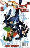 Cover for Teen Titans (DC, 2003 series) #29 [Newsstand]
