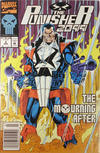 Cover Thumbnail for Punisher 2099 (1993 series) #2 [Newsstand]