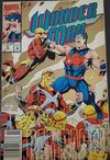 Cover for Wonder Man (Marvel, 1991 series) #6 [Newsstand]