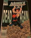 Cover for Wonder Man (Marvel, 1991 series) #10 [Newsstand]
