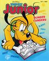 Cover for Donald Duck Junior (Hjemmet / Egmont, 2018 series) #2/2021
