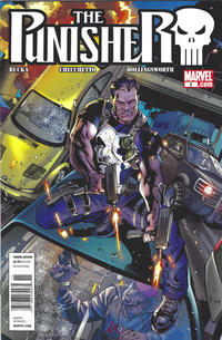 Cover Thumbnail for The Punisher (Marvel, 2011 series) #2 [Newsstand]