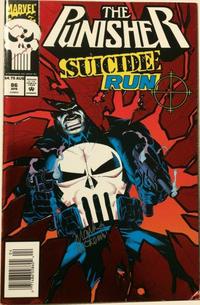 Cover Thumbnail for The Punisher (Marvel, 1987 series) #86 [Australian]
