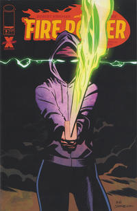 Cover Thumbnail for Fire Power (Image, 2020 series) #8