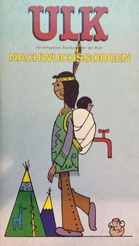 Cover for Ulk (BSV - Williams, 1978 series) #28 - Nachwuchssorgen