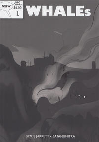 Cover Thumbnail for Whales (GBG Comics, 2020 series) #1