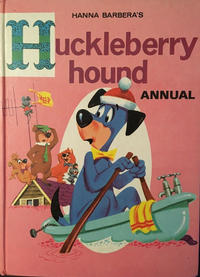 Cover Thumbnail for Huckleberry Hound Annual (World Distributors, 1960 series) #1968