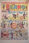 Cover for The Beano (D.C. Thomson, 1950 series) #642