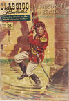 Cover for Classics Illustrated (Gilberton, 1947 series) #76 [HRN 169] - The Prisoner of Zenda [25¢]