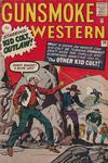 Cover for Gunsmoke Western (Marvel, 1955 series) #74 [British]